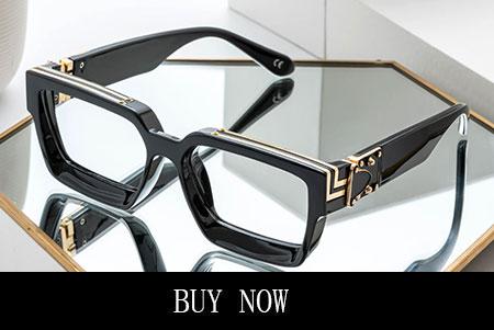 Black Glasses Frames Funky