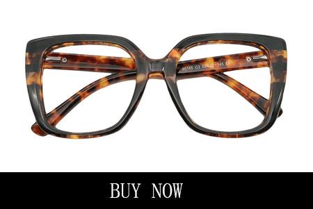 Oversized Tortoise Shell Glasses