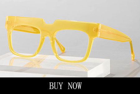 Yellow Frame Glasses