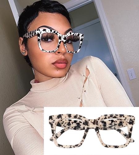 Best Glasses for Neutral-toned skin