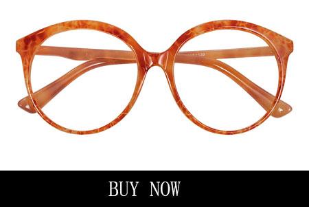 Best Orange Eyeglasses for Square Face Shape