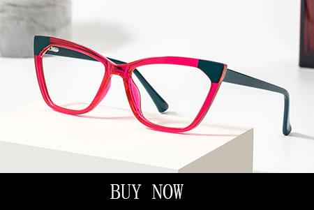 Red Reader Glasses