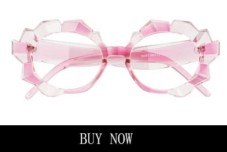 Hot pink eyeglasses frames