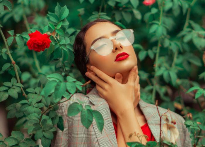 Clear Eyeglasses for Women