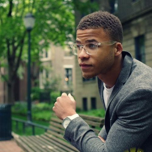 Clear Eyeglasses for Men