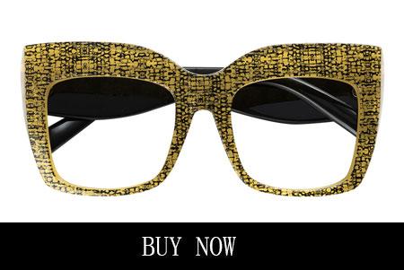 Yellow Glasses for Diamond Face Shape