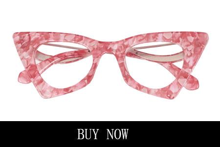 Red Glasses Frames