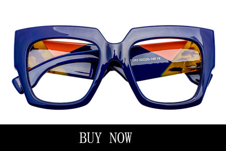Blue Glasses Frames for sale