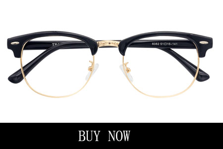 Black Browline Glasses for Diamond Face Shape