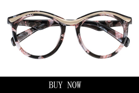Round Glasses for Oval Face Shape