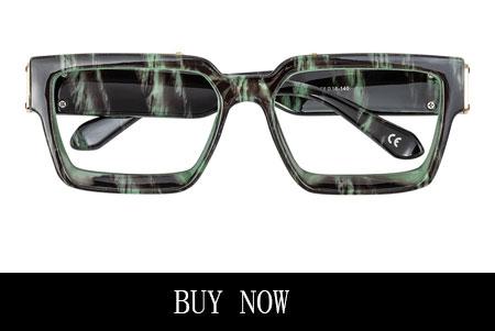 Rectangle Glasses for Oval Face Shape