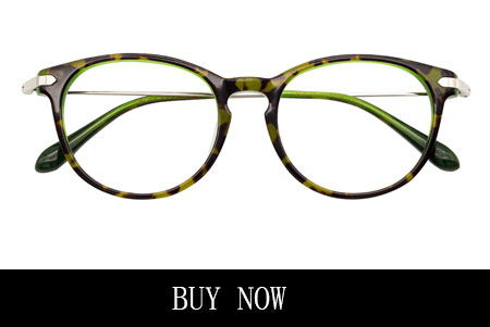 Oval Glasses for Oval Face Shape