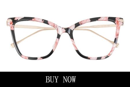 Black Aviator Oval Glasses for Diamond Face Shape