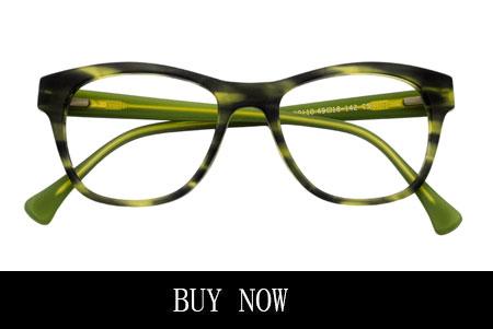 Olive Green Eyeglasses Frames