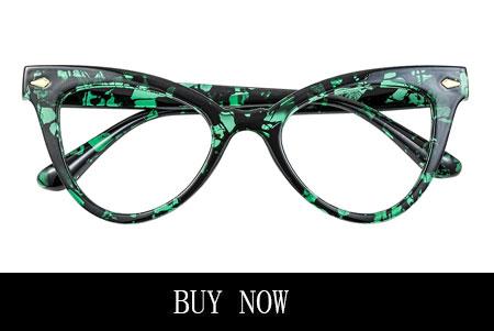 Green Tortoise Eyeglasses Frames