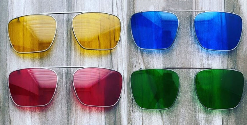 Prescription Glasses With Tinted Lenses | Vlookoptical™