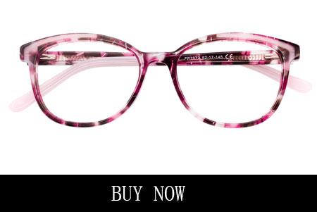 Pink Leopard Print Eyeglasses