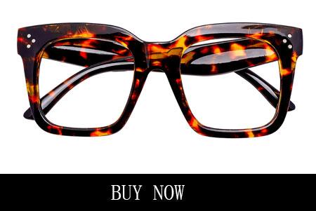 Leopard Print Eyeglasses for Women