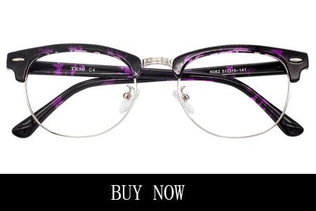Purple Glasses Frames Mens