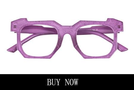 Purple Plastic Glasses Frames