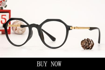 Black Glasses Geometric