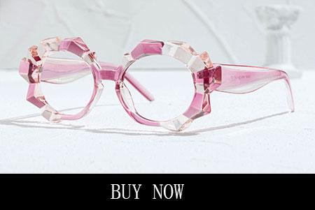 Light Pink Glasses Frames