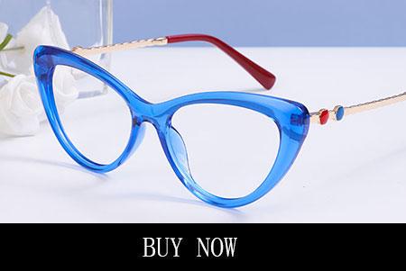 Blue Coloured Eyeglasses Frames