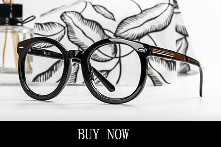 Big Round Frame Glasses