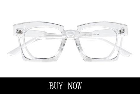 Rectangular White Frame For Eyeglasses