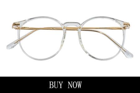 Circular White Glasses