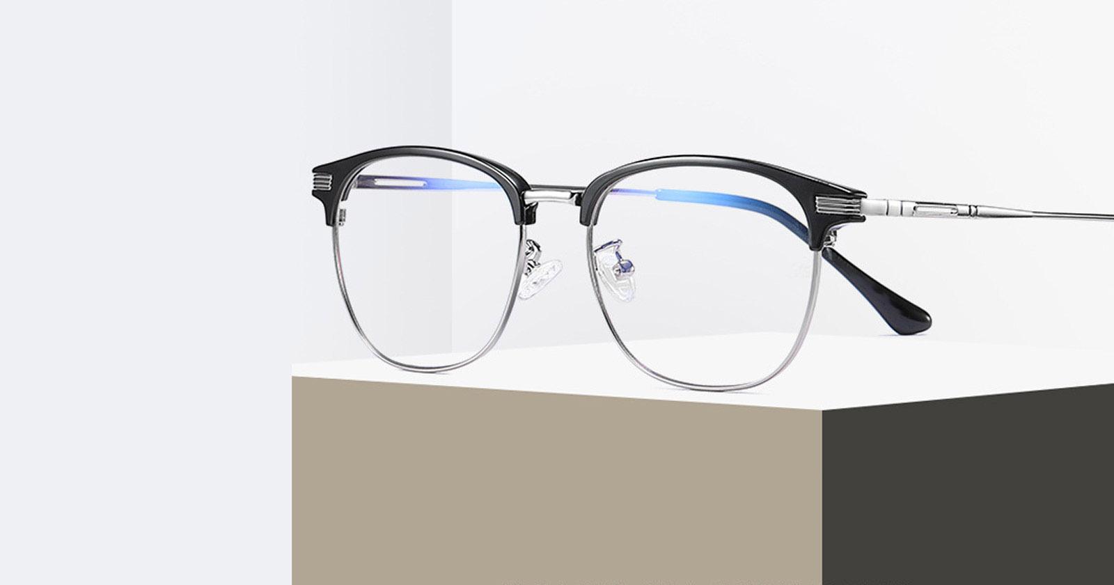 Clear Non-prescription Eyeglasses Guide